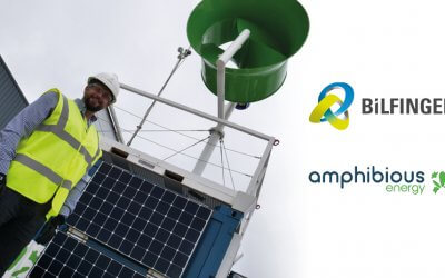 Bilfinger and Amphibious Energy agreement to help curb emissions in offshore energy markets