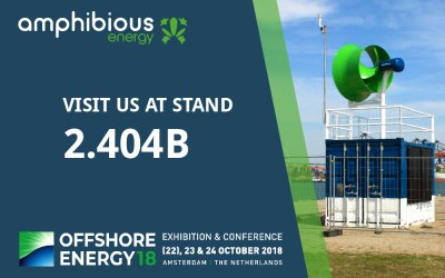 Amphibious Energy at the Offshore Energy conference